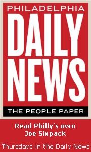 Joe Sixpack of the Philadelphia Daily News is America\