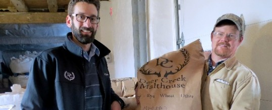 Old school craft malt comes to Philly