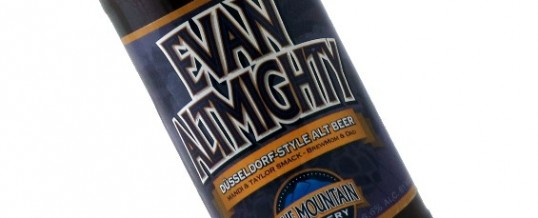 Sixpack of the Week: Blue Mountain Evan Almighty