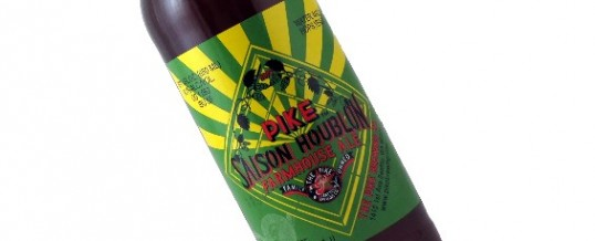 Sixpack of the Week: Pike Saison Houblon