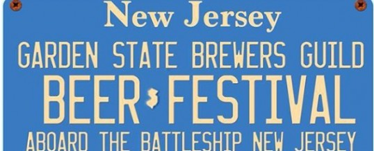 Garden State tall beers & tall ships