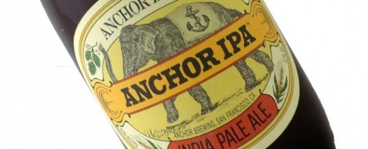 Sixpack of the Week: Anchor IPA