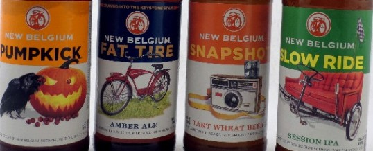 New Belgium comes to Philly