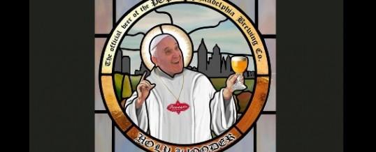 A brief history of papal beer