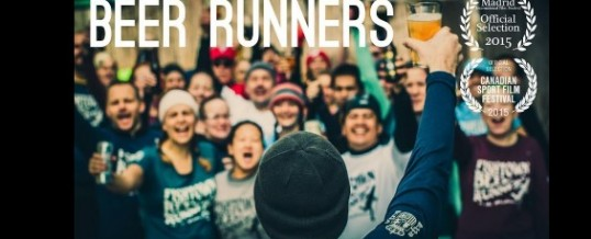 Running for beer: The movie