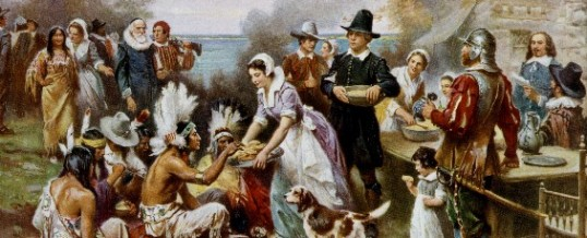Thanksgiving & beer: The back story