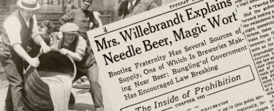 When America drank Needle Beer