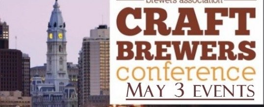 CBC May 3: Where to find the beer