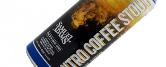 Sixpack of the Week: Samuel Adams Nitro Coffee Stout