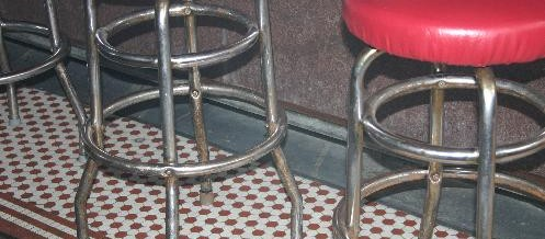 Zip it, fellas: Don't pee on the barroom floor